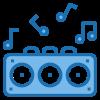 Alto-falantes Bluetooth